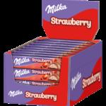 Milka Erdbeere Riegel (2)