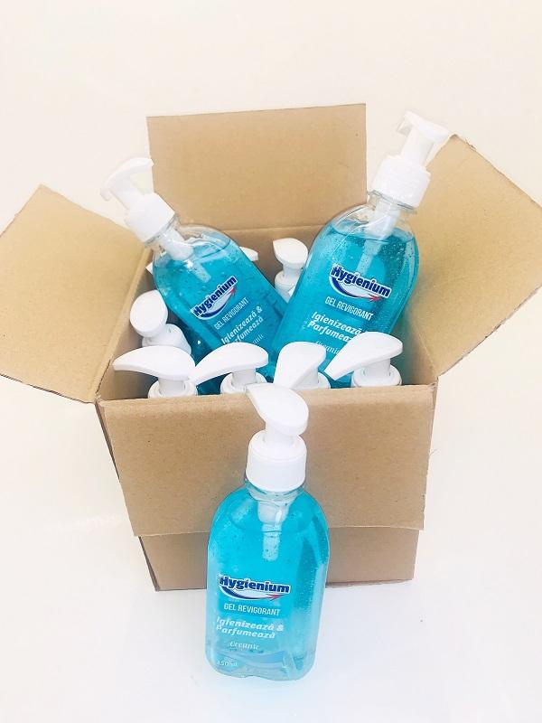 Handgel Ocean Blau Paket 250ml