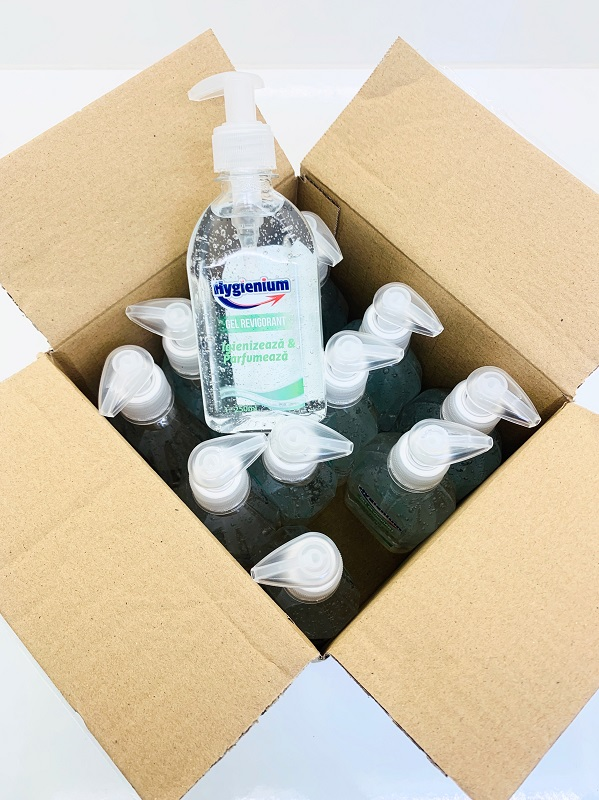 Handgel Grün Paket Revigorant