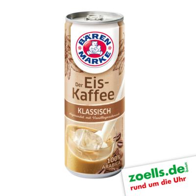 Baerenmarke Eiskaffee